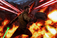 Kyle Katarn TCGGA Star Wars