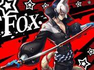 Persona 5 Fox