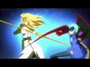 Reinhard vs Ren FULL FIGHT 【Dies Irae- To The Ring Reincarnation】-2