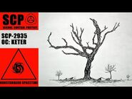 SCP-2935 illustrated. KETER