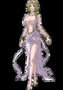 Aphrodite (Shuumatsu no Valkyrie) - anime concept art