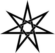 Elven Star Knot by JosephPurificato