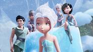 Frost-talent fairies