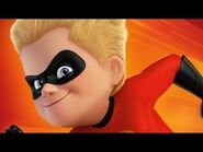Dash Parr- All Powers Scenes (Incredibles)