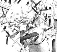 Infinite One Sword Style