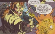 Johnny Blaze Hellfire Shotgun