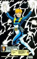 Spark - Legion of Superheroes