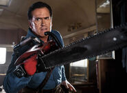 Ashley Ash Williams, El Hefe Evil Dead