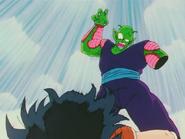 Piccolo Kills Raditz