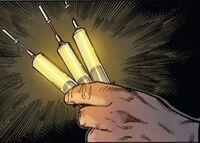 Regen Serum in Death of Wolverine Vol 1 3