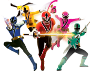 Samurai Rangers