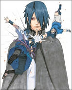 Sasuke Past Present and Future