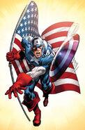 Captain America (Steve Rogers) from Captain America Vol 6 1