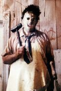 Leatherface's Hammer