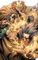 The Black Dragon Death Squad Marvel Comics