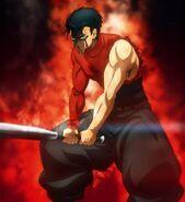 Metal Bat Fighting Spirit Anime