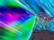 Suicune Aurora Beam