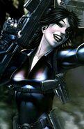 Neena Thurman Domino (Marvel Comics) X-Force Vol 3 8 page