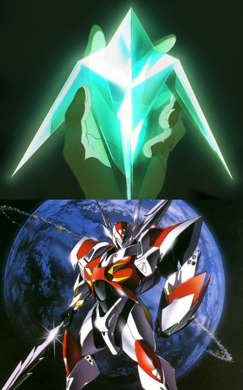 Powers Via Crystal