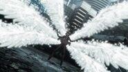 Kakine Teitoku Dark Matter wings
