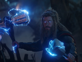 MCU Thor with Mjolnir and Stormbreaker