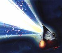 Yamato wave motion gun