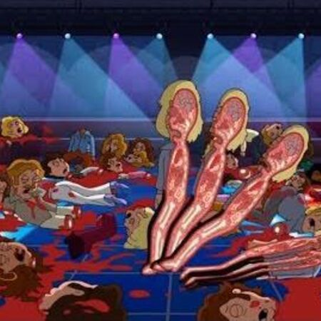 Family Guy - Massacre At The Clam