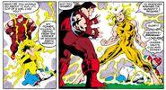 Meggan vs Juggernaut