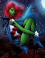 Miss Martian space