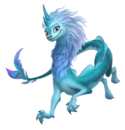 Sisu the Last Dragon