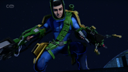 Virgil Tracy Exoskeleton
