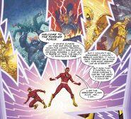 DC Comics Hunter Zolomon Forever Force