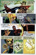 Weakness Detection by Spider-Girl