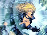 Black Canary shout