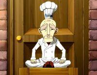Chef Yajima