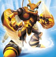 Swarm Skylanders Giants