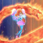 Winx Bloom Dragon's Flame
