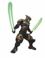Yoshimitsu Tekken 3