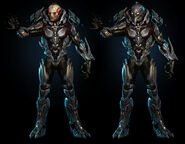 Didact armor