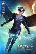 Hawkgirl Ledgends of Tomorrow
