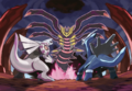 Pokémon Creation Trio