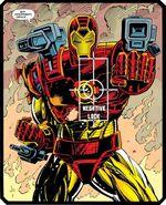Tony Stark Iron Man Model 12