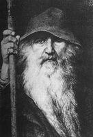 Georg von Rosen - Oden som vandringsman (Odin, the Wanderer)