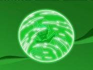 S02e18 Danny Phantom Ghost Spherical shield