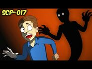 SCP-017 Shadow Person (SCP Animation) -Shorts