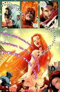 VenusSiren's Song Marvel Comics