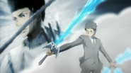 Four Irregular Swords