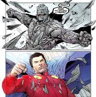 Invulnerability by Mon-El