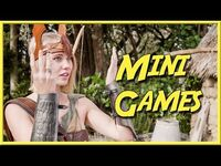 Mini Games - Epic NPC Man (Mini games like Gwent in Witcher and Hearthstone in warcraft) - VLDL
