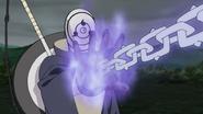 Obito (Naruto) Gedo Statue chains